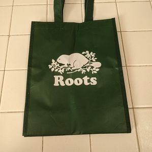 roots shopping bag